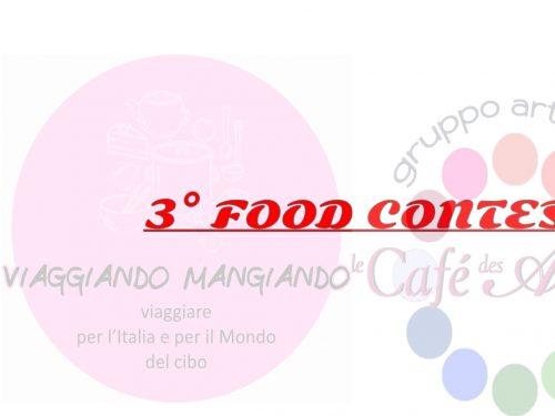 3° Food Contest
