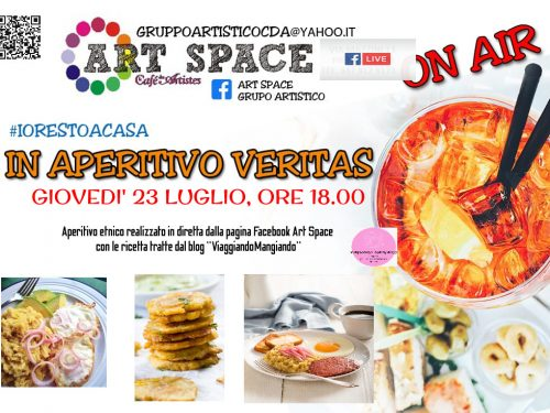In Aperitivo Veritas – On air- Luglio