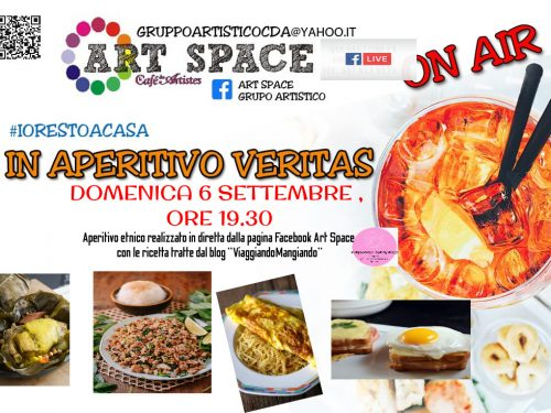 In aperitivo veritas – On air – settembre