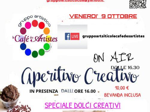 Aperitivo creativo – speciale dolci