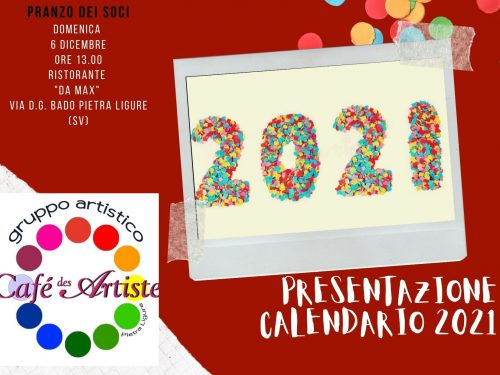 Pranzo soci & presentazione calendario 2021
