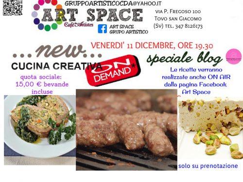 Cucina Creativa Dicembre