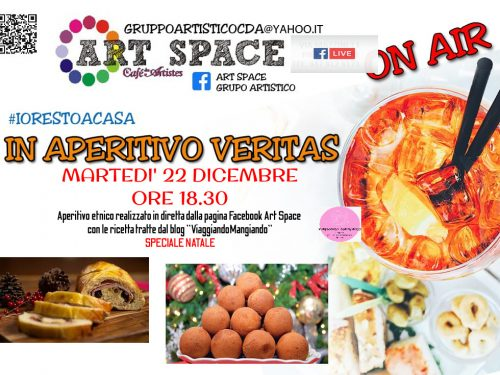 In aperitivo veritas – On air, speciale Natale