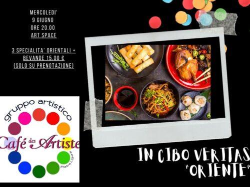 In cibo veritas – Oriente